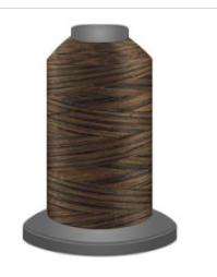 Affinity Poly Varigated Thread 2750m Satin