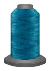 Affinity Poly Varigated Thread 2750m Sea Foam