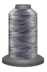 Affinity Poly Varigated Thread 2750m Slate