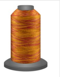 Affinity Poly Varigated Thread 2750m Sunset