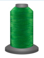 Affinity Poly Varigated Thread 2750m Turf