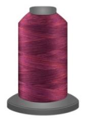 Affinity Poly Varigated Thread 2750m Wine