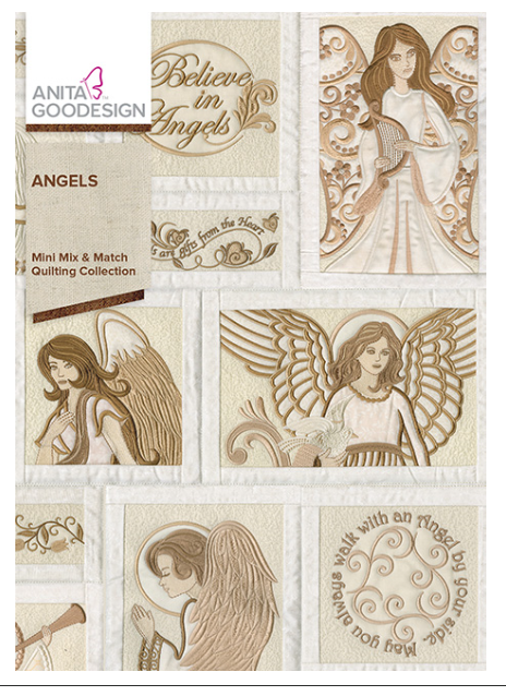 Anita Goodesign Angels