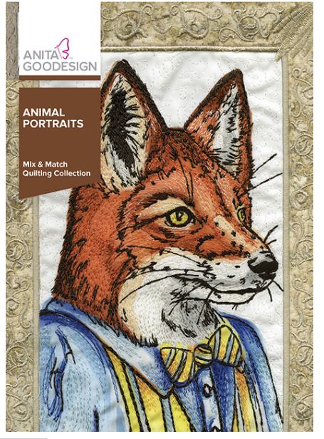 Anita Goodesign Animal Portraits