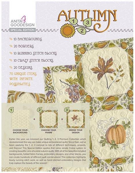 Anita Goodesign Autumn 123 Special Edition