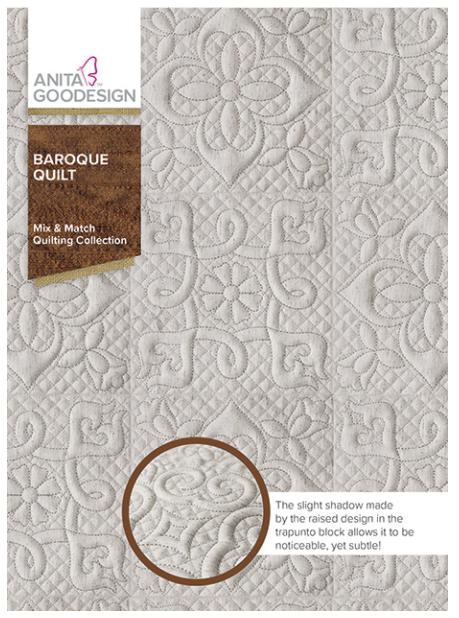 Anita Goodesign Baroque Embroidery Design Collection