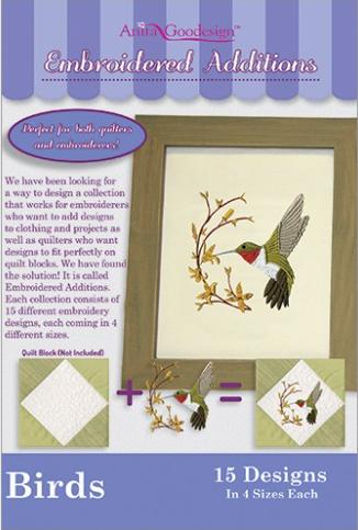 Anita Goodesign Birds