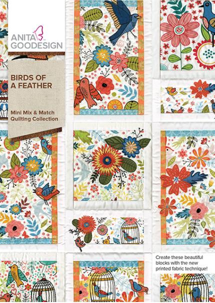 Anita Goodesign Birds of a Feather