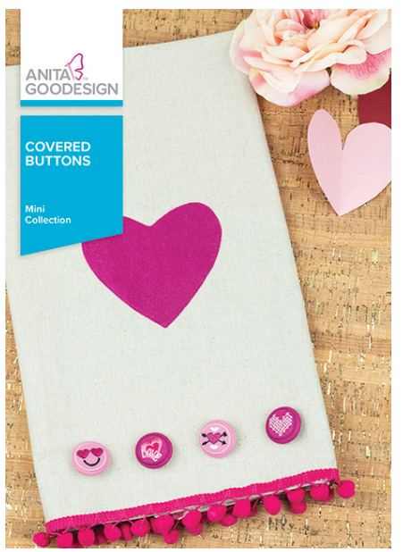 Anita Goodesign Covered Buttons Embroidery Designs