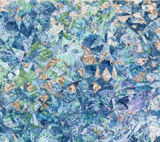 ILLUMINATIONS  - MINKY EVOLUTION CHAMBRAY by QT 60 Wide