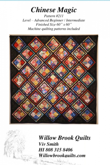 Chinese Magic Quilt Pattern