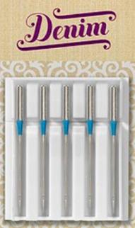 Inspira Denim Needle size 100/16 (5 Pack)