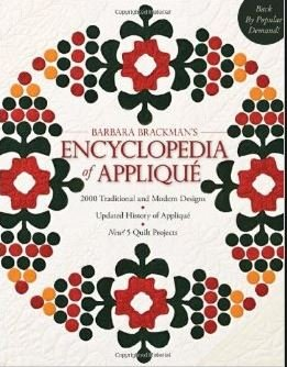 Encyclopedia of Applique - Barbara Brackman