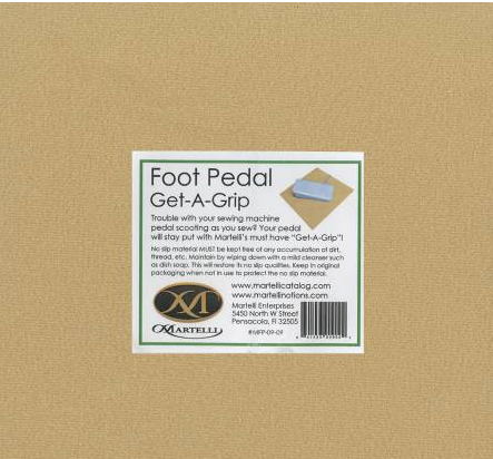 Get-A-Grip Foot Pedal Pad