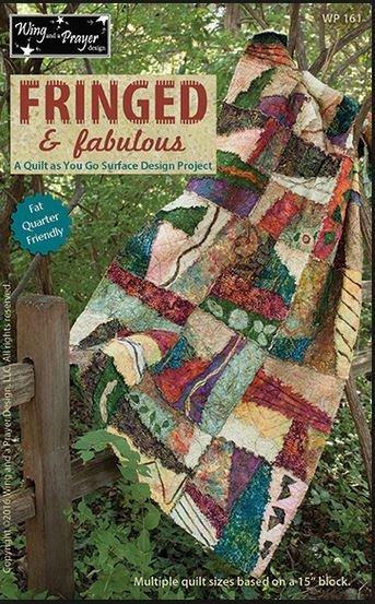 Fringed & Fabulous Pattern