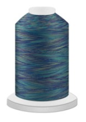Harmony Cotton Varigated Thread 2750m/3000yds Atlantis 14080