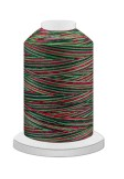 Harmony Cotton Varigated Thread 2750m/3000yds Elf  14077