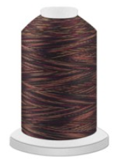 Harmony Cotton Varigated Thread 2750m/3000yds Mahogany 14070