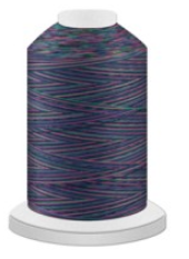 Harmony Cotton Varigated Thread 2750m/3000yds Midnight 14068
