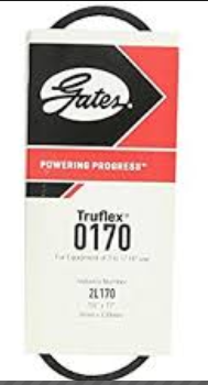 Motor Belt 17 Truflex 0170
