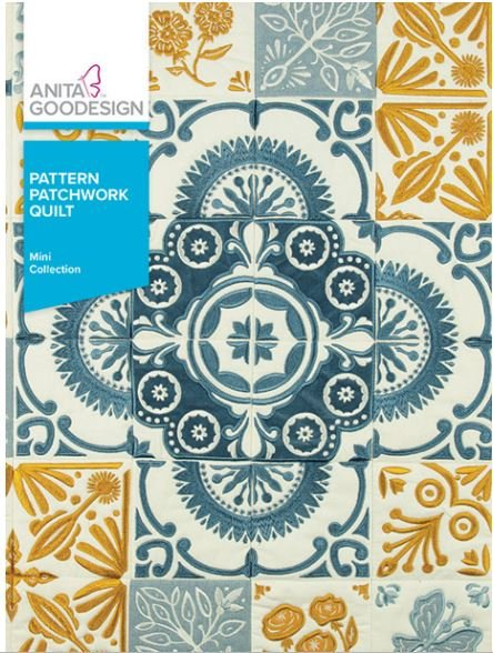 Anita Goodesign Pattern Patchwork Quilt Embroidery Designs