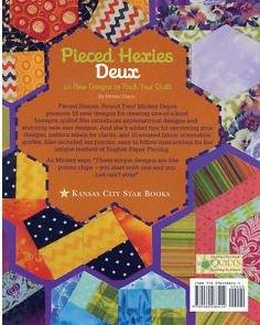 Pieced Hexies Deux 10 Designs