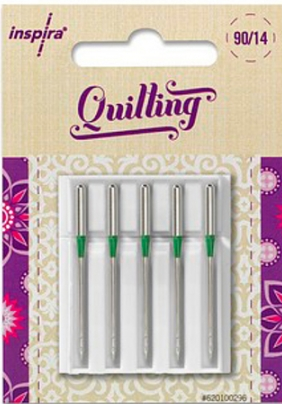 Inspira Quilting needle Size 90