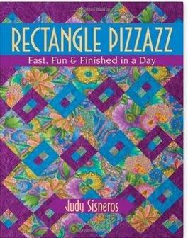 Rectangle Pizzazz - Judy Sisneros