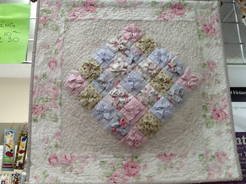Puff Quilting Awesome How To Make A Puff Quilt With Sewing Machine