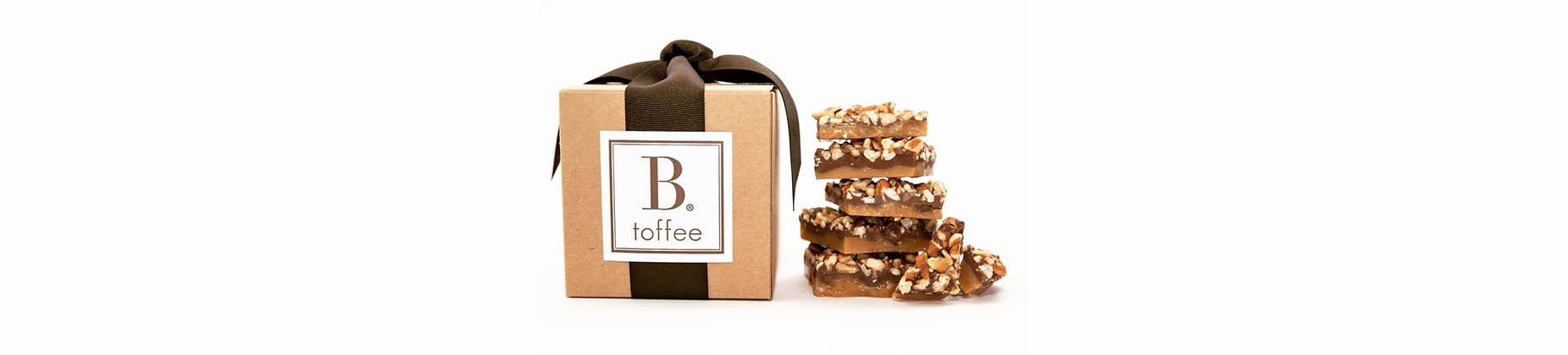 B Toffee Dark Chocolate