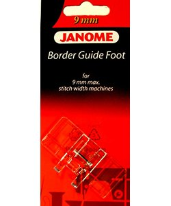 Border Guide Foot for 9MM machine