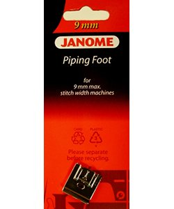 Piping Foot 9MM