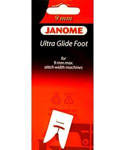 Ultra Glide Foot 9MM machine