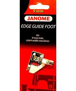 Edge Guide Foot 9MM machine