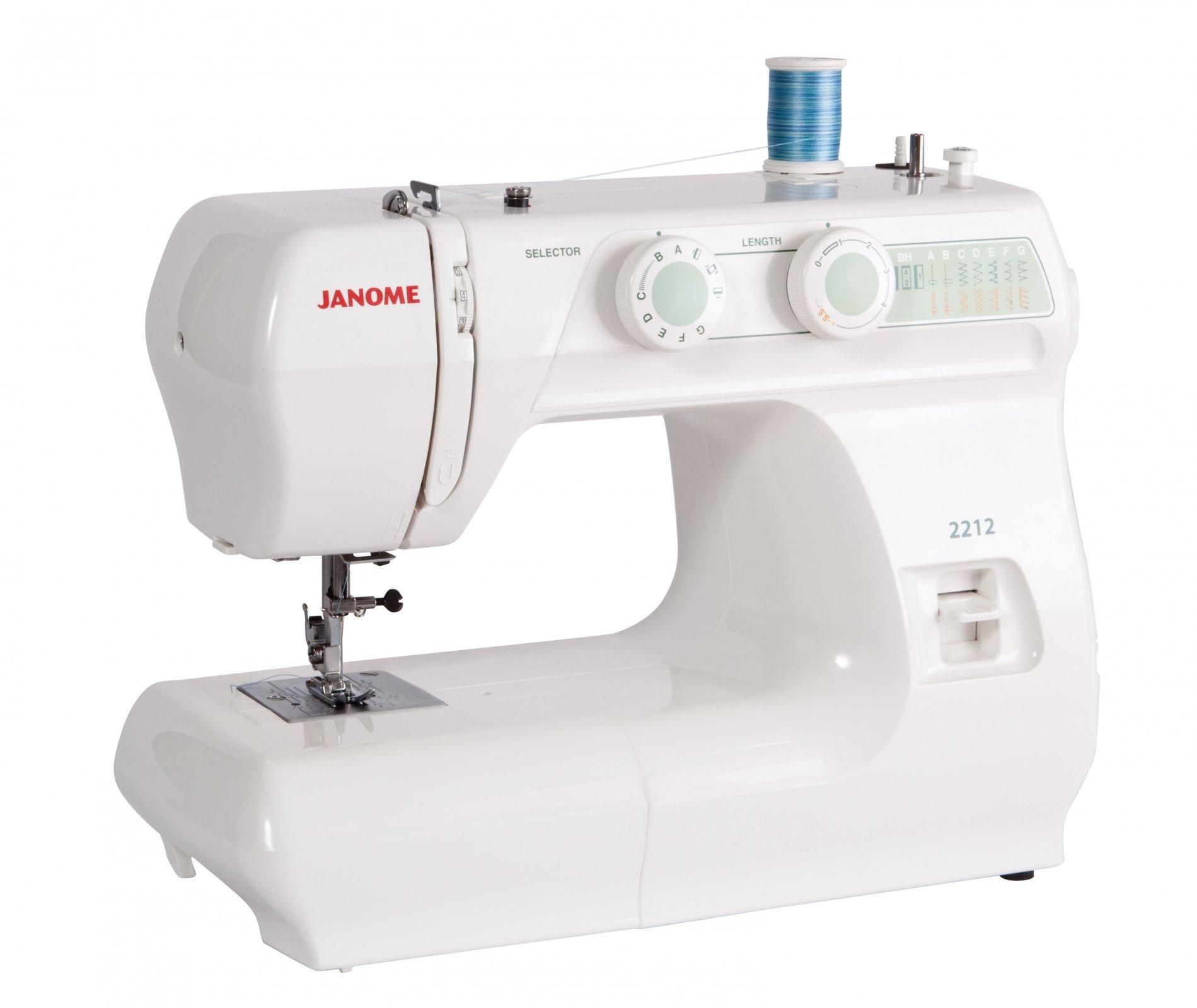 2212 Sewing Machne