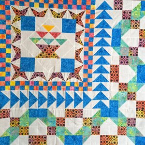 RTO Finished Quilt Quilt N Bee