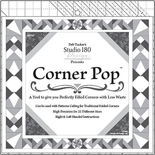 Corner Pop Ruler By Deb Tucker