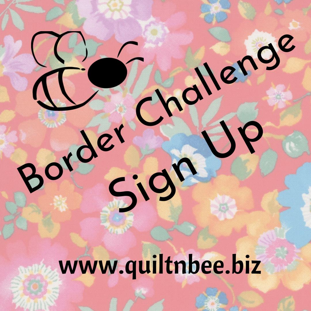 Border Challenge Sign Up