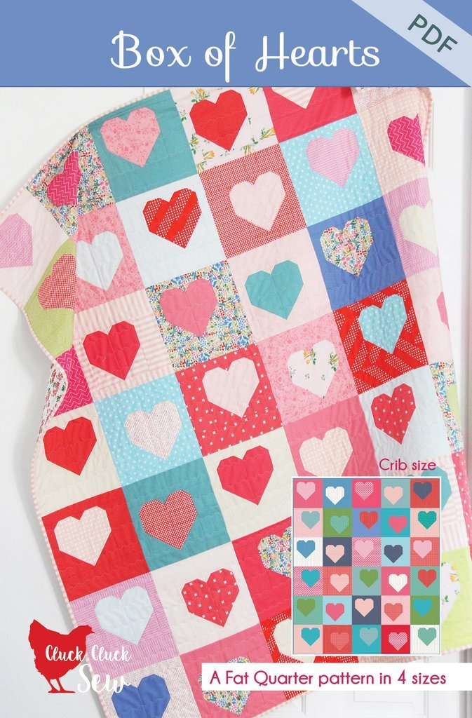 Box of hearts kits
