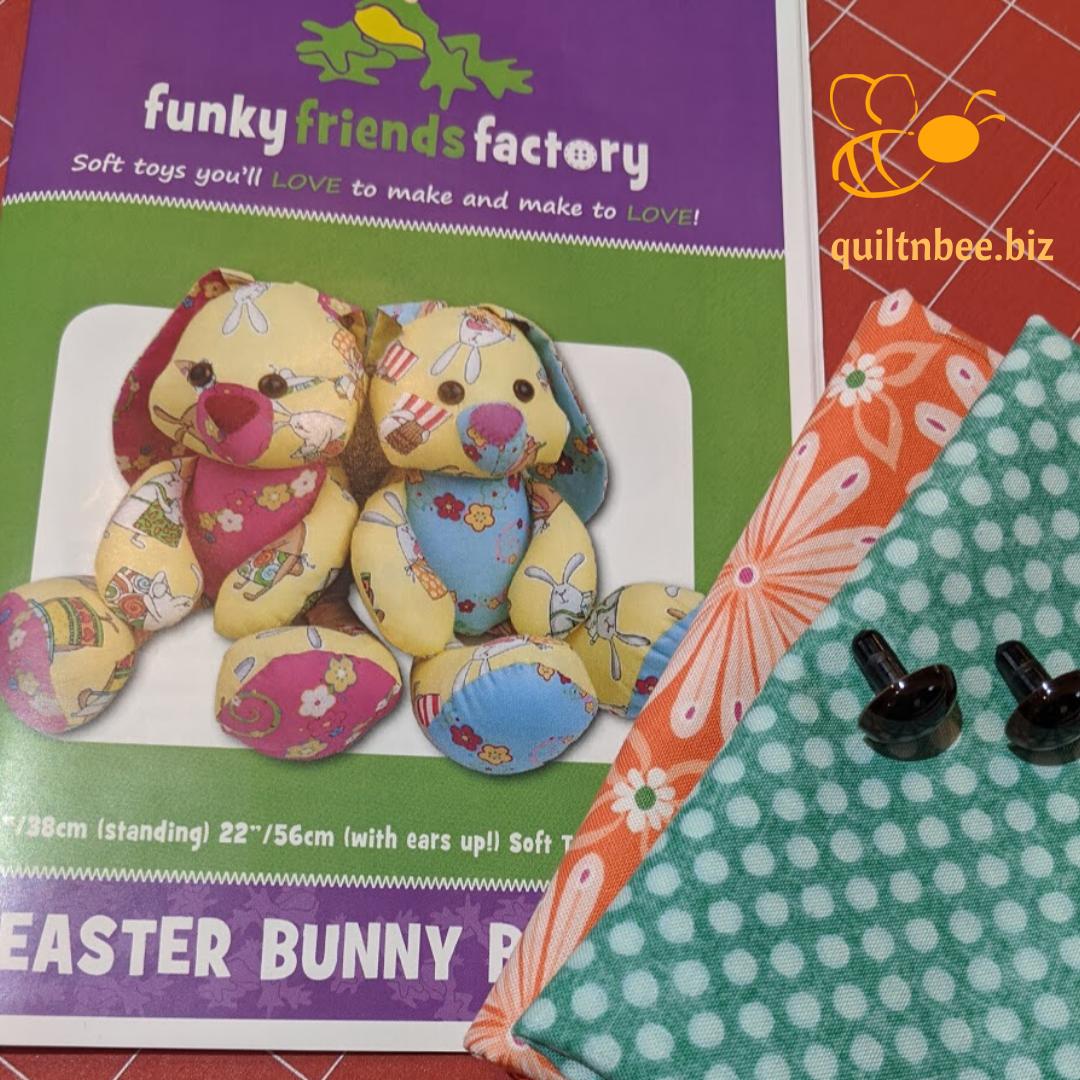Easter Bunny Buddie Kit