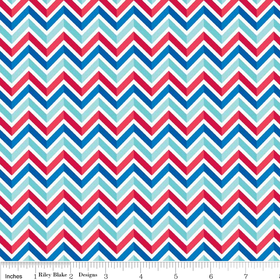 Stripes Chevron Multi
