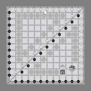 Creative Grid Ruler - 12.5 x 12.5 inch