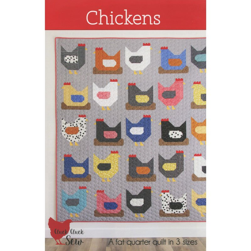 cuckoo chicken kits Small 41 X 45 1/2