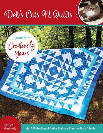 Deb's Cats N Quilts Creatively Yours