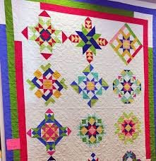 OH-HI-O My Stars Quilt Pattern