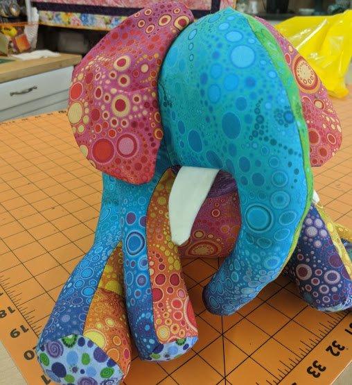 Ellie the Elephant Kit