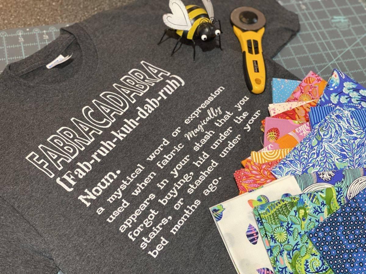 fabracadabra shirts MEDIUM