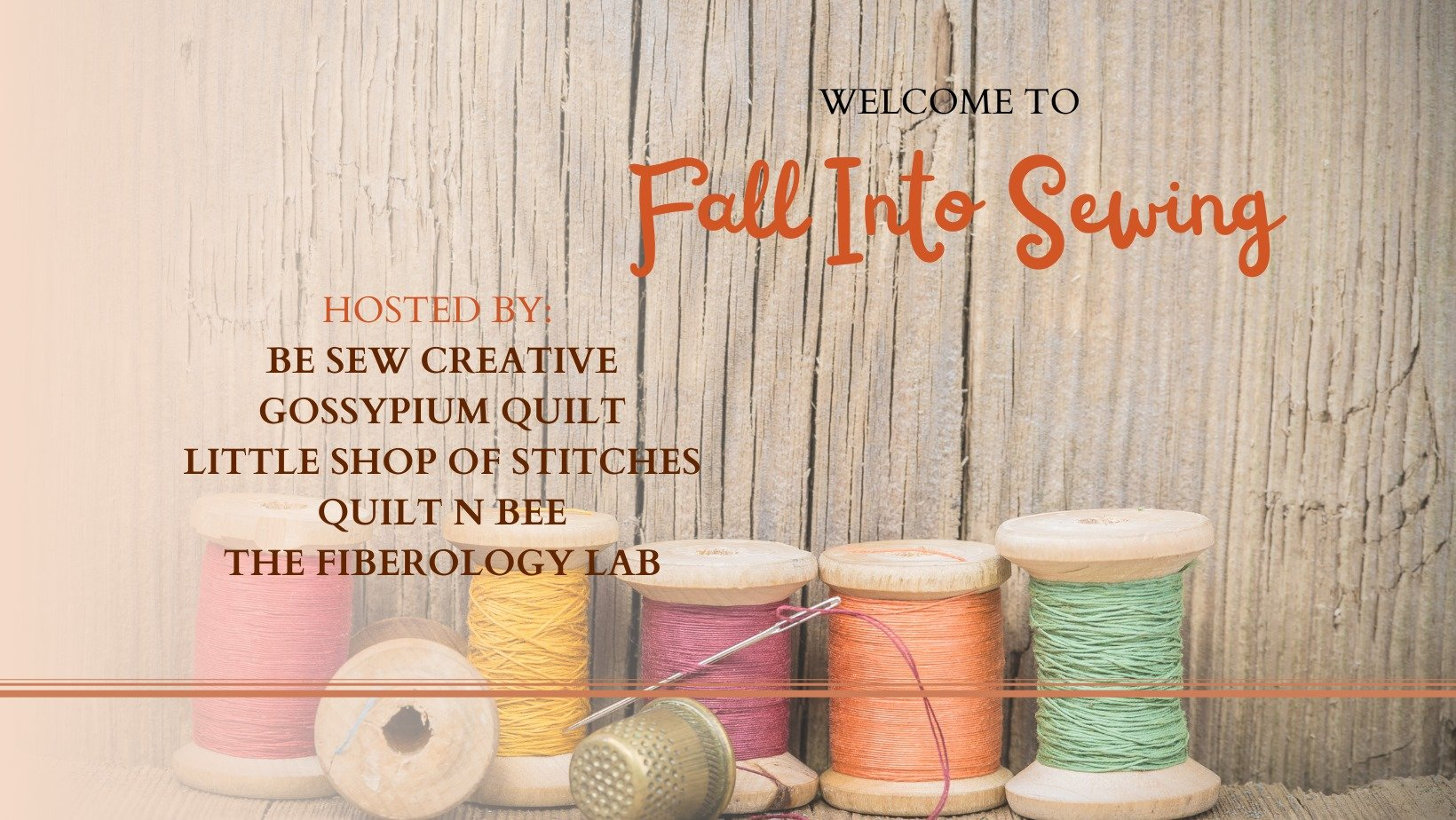 Fall into Sewing-Complete Patterns Kit