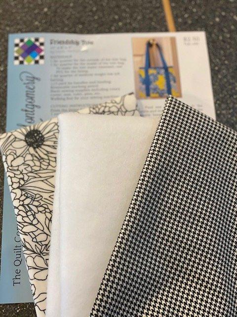 Friendship Tote Fabric Kit