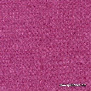 Fushia Peppered Cotton